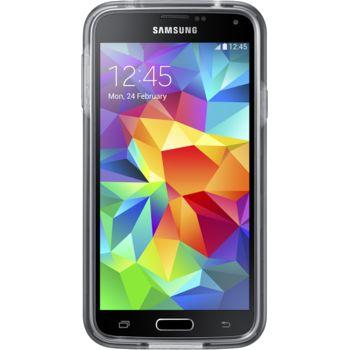 Samsung ochranný zadní kryt plus EF-PG900BS pro S5 (G900), šedý