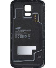 Samsung kryt pro bezdrátové nabíjení EP-CG900IB pro S5 (G900), černý