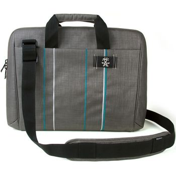 "Crumpler Good Booy Slim S laptop taška 13"" - šedá"