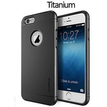 Brando Verus ochranný zadní kryt pro Apple iPhone 6, černý