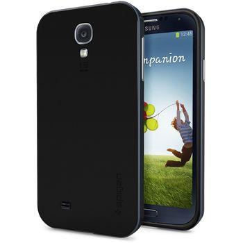 Spigen pouzdro Neo Hybrid pro Galaxy S4, modrá