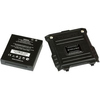 Baterie pro Evolveo StrongPhone Q4, rozšířená včetně krytu, Li-Pol 3,7V 4500mAh