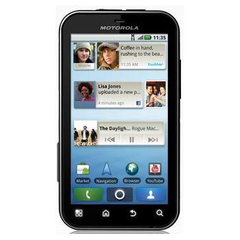 Motorola Defy MB525, rozbaleno záruka