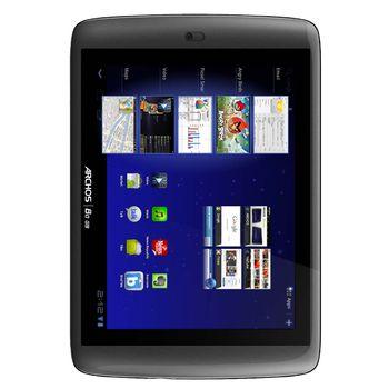 "Archos 80 G9 TURBO, tablet Android 3.2, 8"" display 1024x768, Wi-Fi, GPS, 16GB, tmavě-šedý"
