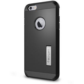 Spigen pouzdro Tough Armor pro Apple iPhone 6 Plus, černá