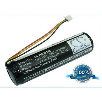 Baterie pro TomTom Urban rider 2200mAh li-ion
