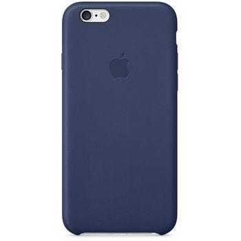 Apple kožený kryt pro iPhone 6/6S, modrá
