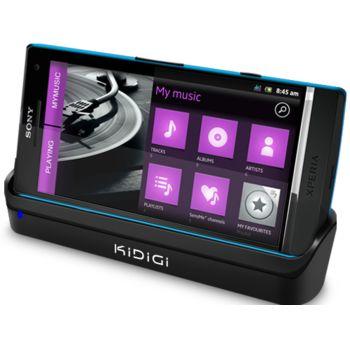 Kidigi dobíjecí a synchronizační kolébka pro Sony Xperia S