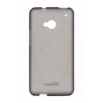 Kisswill TPU ochranný kryt pro HTC Desire 626, černý