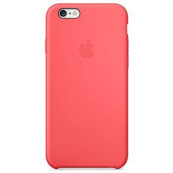 Apple silikonový kryt pro iPhone 6/6S, růžová
