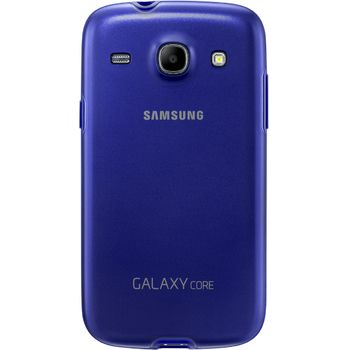 Samsung ochranné pouzdro Protective cover + EF-PI826BL pro Galaxy Core, modrá