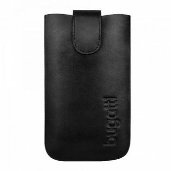 Bugatti SlimCase Leather 2XL, černé, rozbaleno