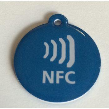NFC štítek kulatý