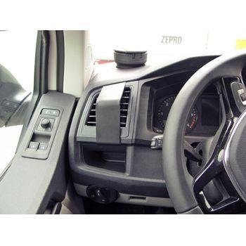 Brodit ProClip montážní konzole pro Volkswagen T6 Transporter/Pickup 2016 a novější, vlevo