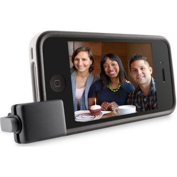 Belkin iPhone LiveAction Camera Remote - dálkový ovladač fotoaparátu (F8Z896cw)