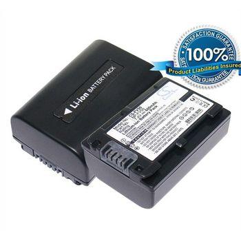 Baterie pro Sony CS-FV50, 600mAh