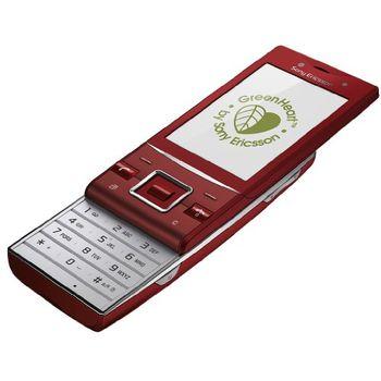 Sony Ericsson J20i Hazel Red