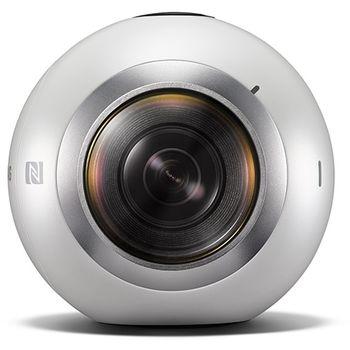 Samsung Gear 360° akční kamera, bílá