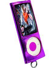Krusell pouzdro Encore - Apple iPod Nano 5G - světle-fialová