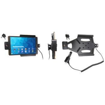 Brodit držák do auta na Samsung Galaxy Tab S 8.4 bez pouzdra, s nabíjením z CL, se zámkem