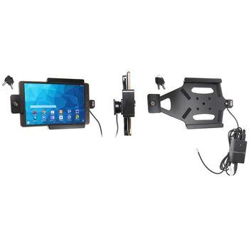 Brodit držák do auta na Samsung Galaxy Tab S 8.4 bez pouzdra, se skrytým nabíjením, se zámkem