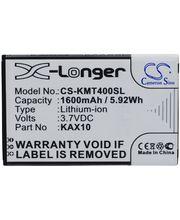 Baterie pro Kazam Trooper X4.0, 1600mAh, Li-ion