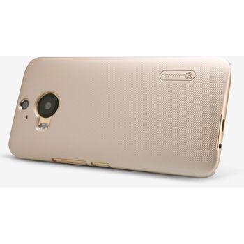 Nillkin Super Frosted Zadní Kryt Gold pro HTC ONE M9
