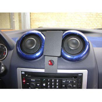 Brodit ProClip montážní konzole pro Peugeot 1007 05-09, na střed vlevo