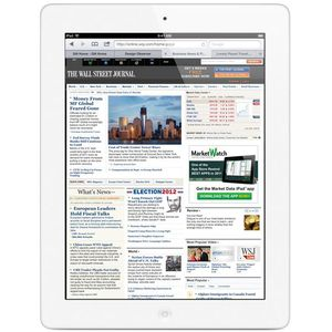 Apple iPad 4 (Retina displej)