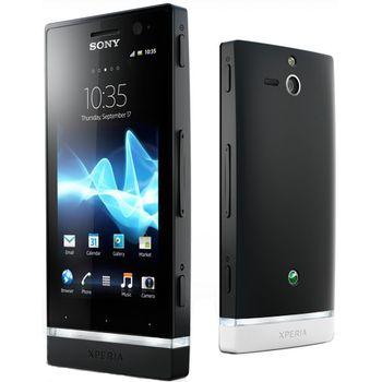 Sony Xperia U 8GB (ST25i) - černá/bílá