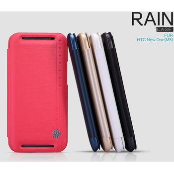 Nillkin Rain Folio Pouzdro Black pro HTC ONE/M8