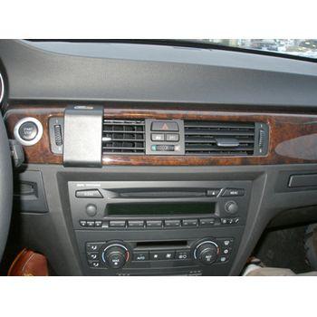 Brodit ProClip BMW 316-330/E90/E91/E92/E93 05-12, NE pro vestav.nav., POUZE pro dřev.dekor, střed I